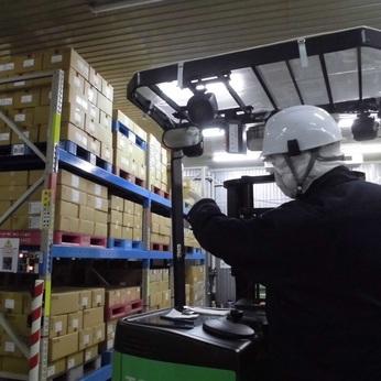 正社員候補!安定企業!「埼玉日清食品」にて募集!お任せするのはフォークリフトによる入出荷の業務です。